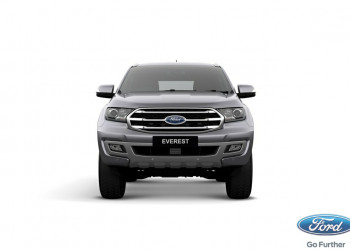 2018 MY19 Ford Everest UA Trend 4WD Wagon