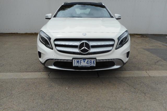 2014 Mercedes-Benz Gla-class X156 GLA200 CDI Wagon Image 2