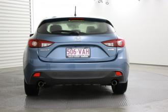 2014 Mazda 3 BM5478 Maxx Hatchback Image 4