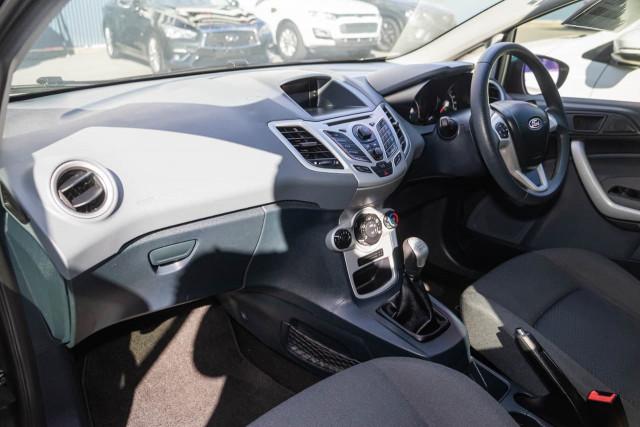 2012 Ford Fiesta WT CL Hatchback Image 11