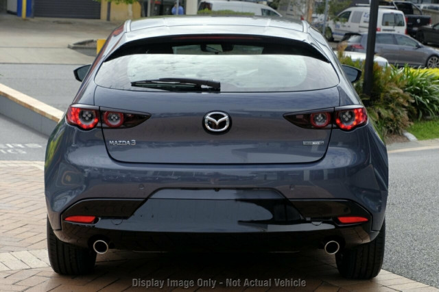 2020 Mazda 3 BP G20 Pure Hatch Hatchback Image 4