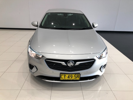 2018 Holden Commodore ZB RS-V Liftback Image 3