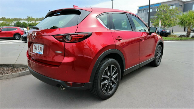2021 Mazda CX-5 KF Series GT Suv Mobile Image 4