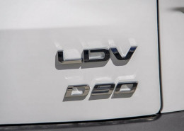 2019 MY18 LDV D90 SV9A Deluxe Suv