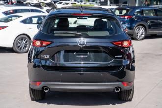 2019 Mazda CX-5 KF4WLA GT Suv Image 5