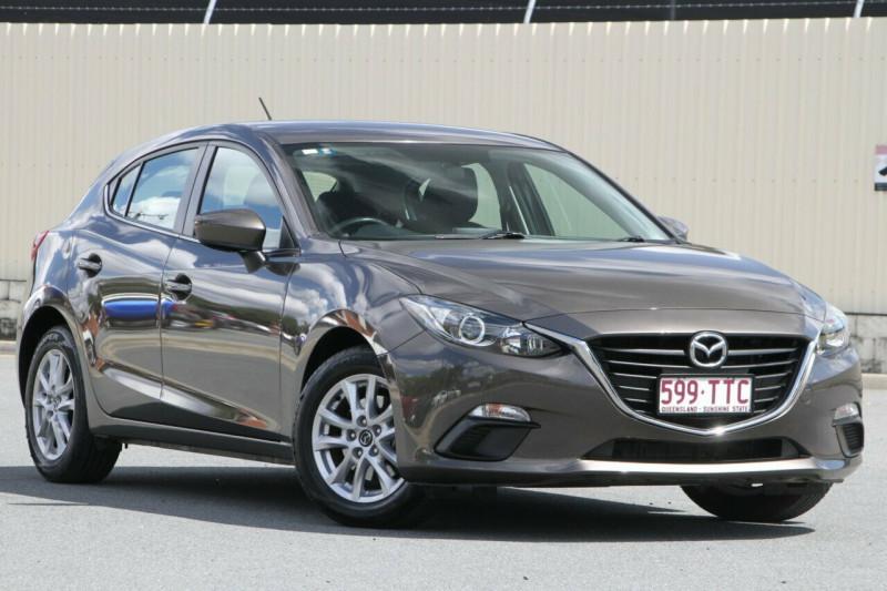 2014 Mazda 3 BM5478 Maxx SKYACTIV Drive Hatchback ...