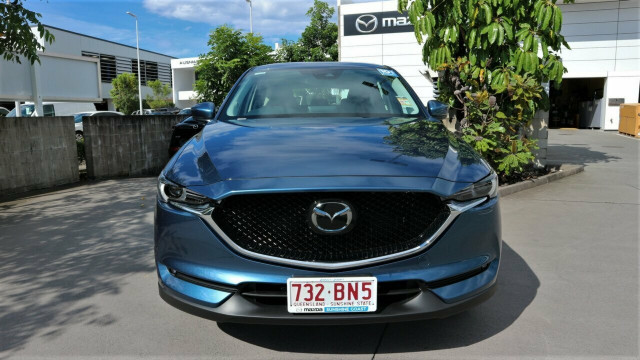 2021 MY20 Mazda CX-5 KF2W7A Maxx Sport Suv Mobile Image 4