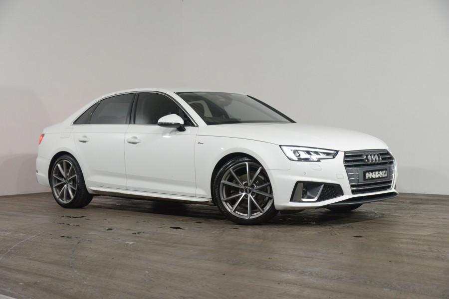 2019 Audi A4 1.4 Tfsi S Tronic S Line