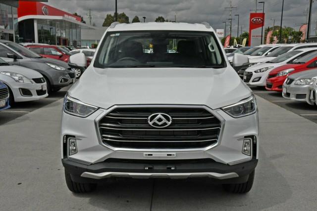 2020 LDV D90 2WD