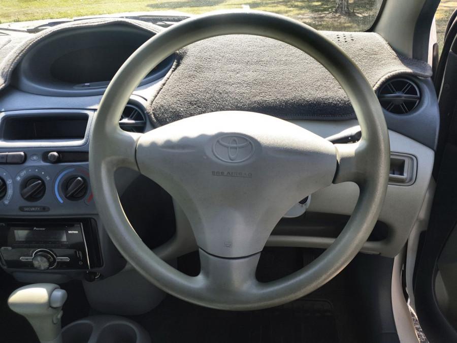2001 Toyota Echo NCP10R NCP10R Hatch Image 7