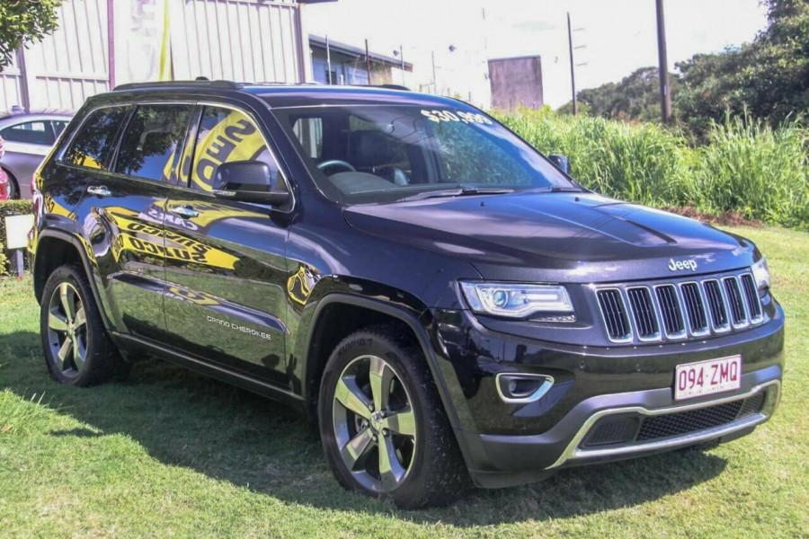 2014 Jeep Grand Cherokee WK MY14 Limited (4x4) Suv