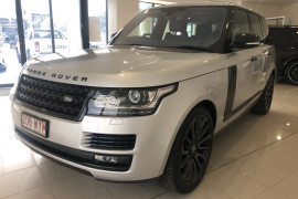 2016 MY16.5 Land Rover Range Rover L405 16.5MY TDV6 Suv Image 3