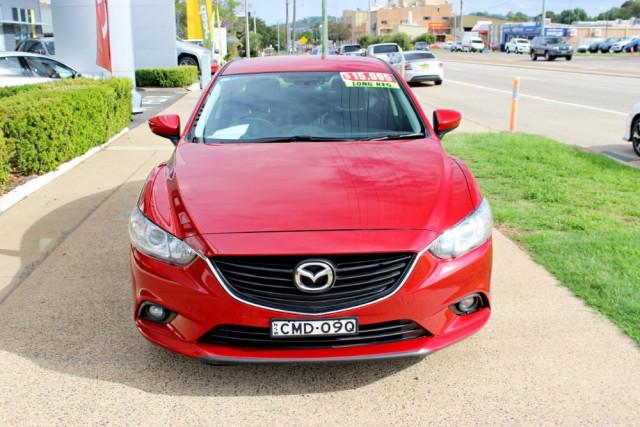 2012 Mazda Mazda6 GJ1031 Sport Sedan Image 3