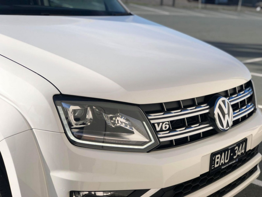 2019 Volkswagen Amarok 2H Highline Utility