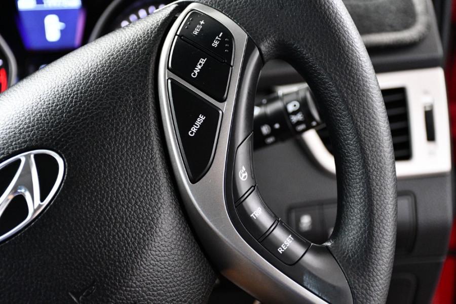 2016 MY17 Hyundai i30 GD4 Series II Active Hatchback Image 17