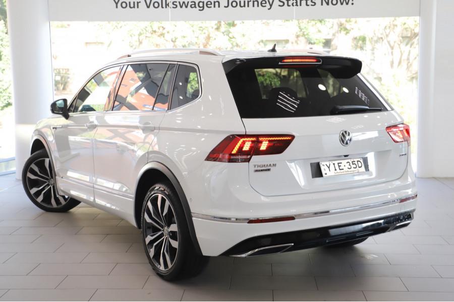 2018 MY19 Volkswagen Tiguan 5N Highline Hatch