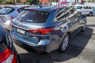 2013 Mazda 6 GJ Atenza Wagon