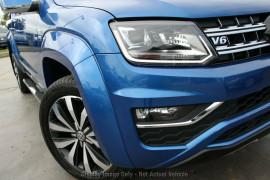 2018 MY19 Volkswagen Amarok 2H Ultimate 580 Utility