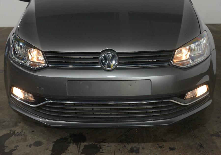 2017 Volkswagen Polo Volkswagen Polo Urban + (81tsi) Auto Urban + (81tsi) Hatchback