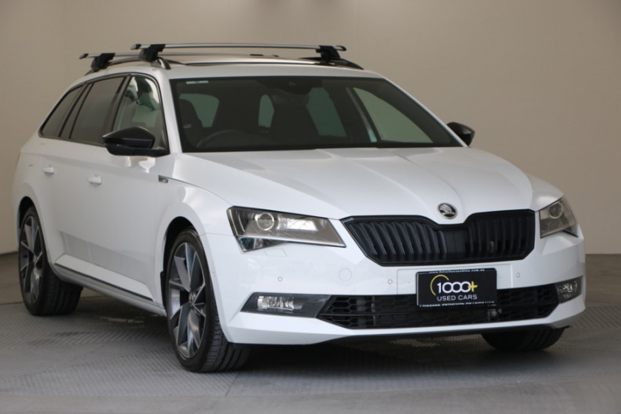 2017 Skoda Superb NP MY17 162TSI Wagon Image 1