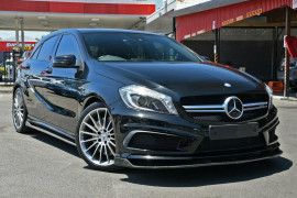 Mercedes-Benz A-Class A45 AMG SPEEDSHIFT DCT 4MATIC W176 806MY