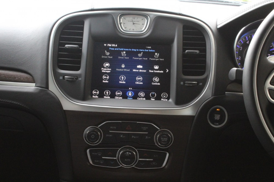 2020 MY19 Chrysler 300 LX C Luxury Sedan Image 9