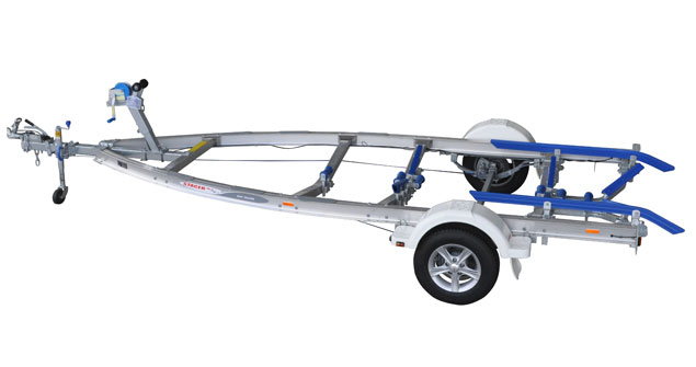 Trailers 1100kg Alloy Trailer