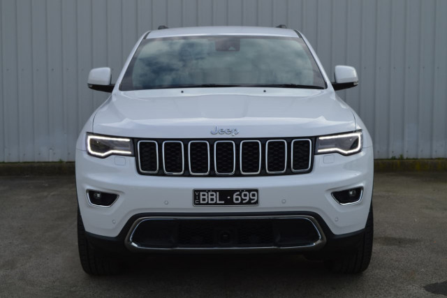 2018 Jeep Grand Cherokee Limited 24 of 28