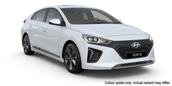 2019 Hyundai IONIQ AE.2 Electric Elite Hatchback