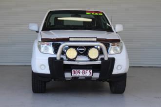 2010 Nissan Navara D40 ST Utility