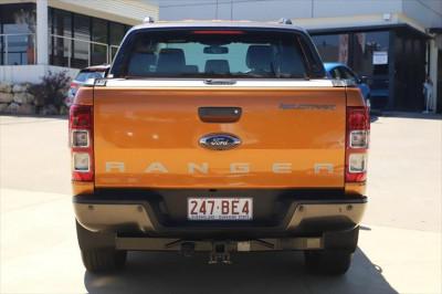 2015 Ford Ranger PX MkII Wildtrak Utility Image 3