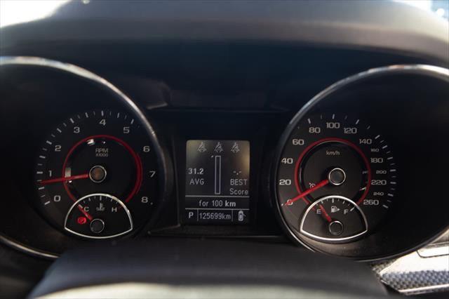 2013 Holden Commodore VF MY14 SV6 Sedan Image 10