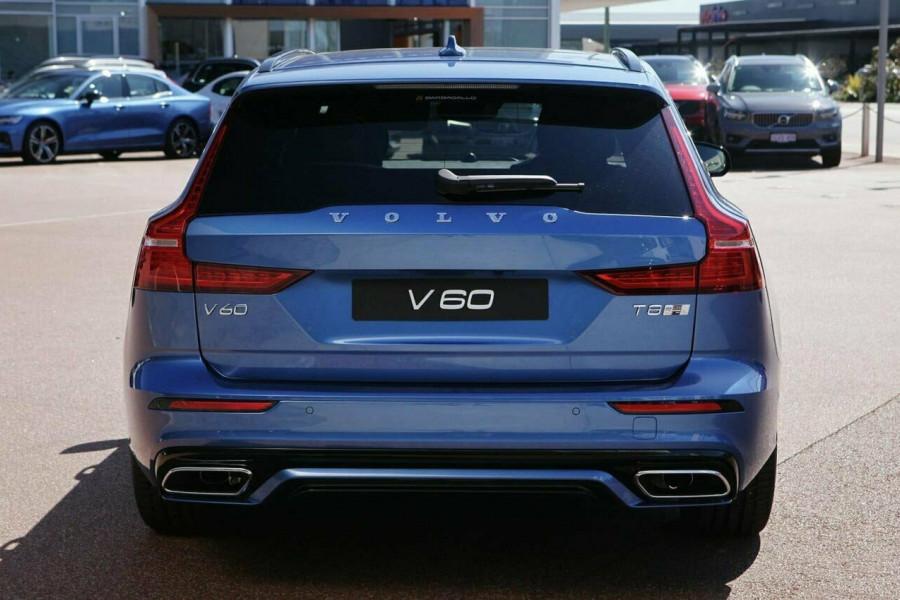 2019 MY20 Volvo V60 F-Series T8 R-Design Wagon Image 3