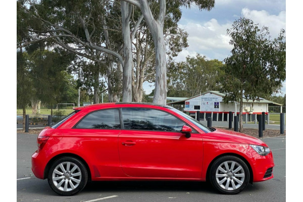 2011 Audi A1 8X 1.4 TFSI Attraction Hatchback Image 2