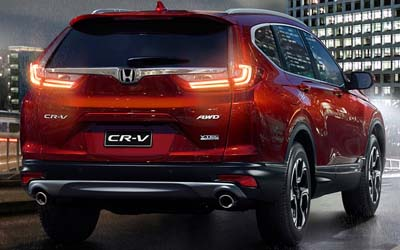 CR-V Safety
