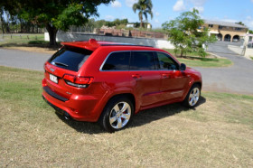 2015 Jeep Grand Cherokee WK SRT Wagon