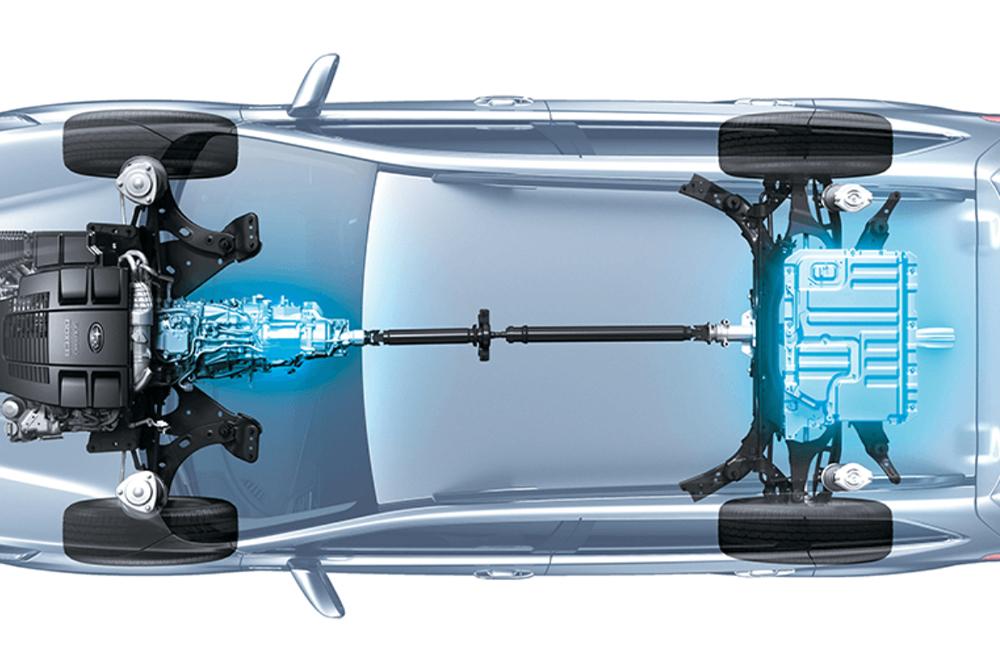 Forester Hybrid e-Boxer