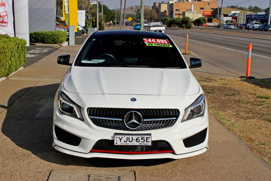 2016 MY55 Mercedes-Benz Mb Aclass C117 805+ CLA250 CLA250 - Sport Coupe