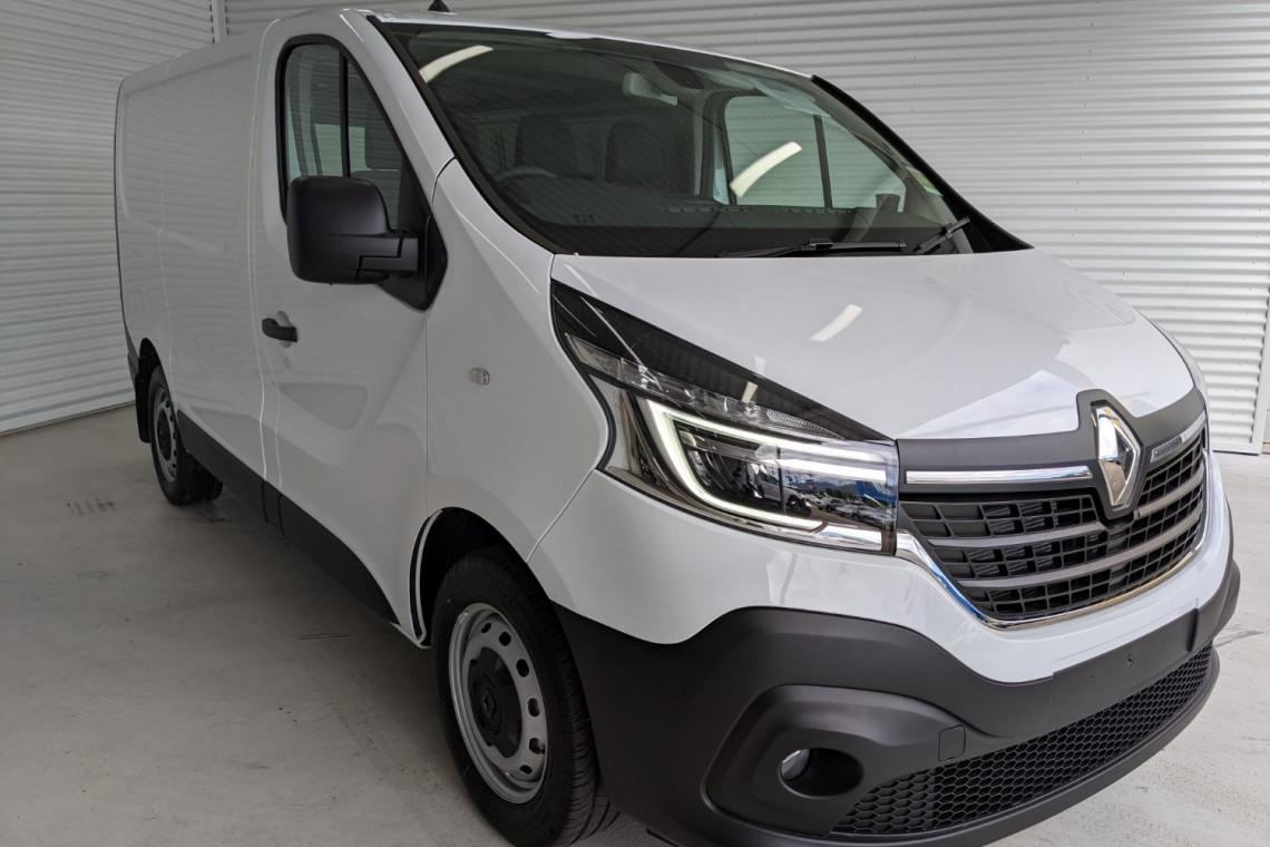 2021 Renault Trafic L1H1 SWB Pro Van Image 1