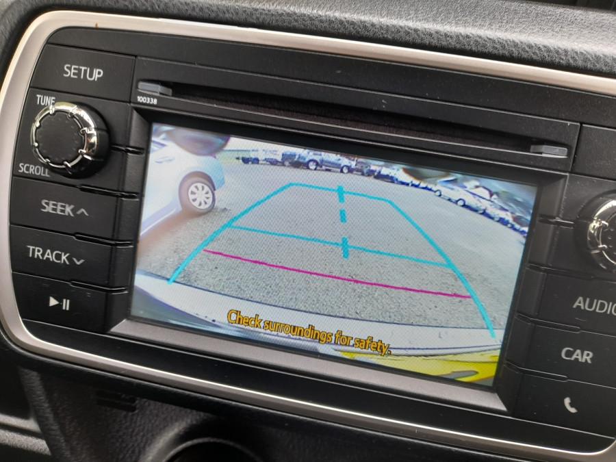 2016 Toyota Yaris NCP131R SX Hatchback Image 17
