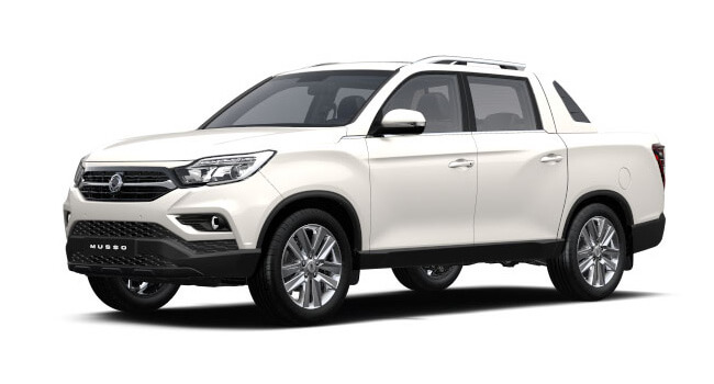 2018 SsangYong Musso Q200 Ultimate Double cab