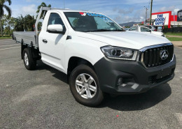 LDV T60 Ute Cab Chassis Cab Chassis 4WD SK8C