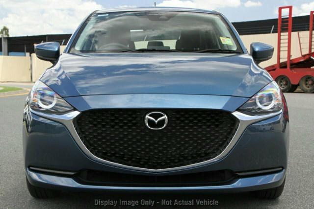 2020 Mazda 2 DJ Series G15 Pure Hatchback Mobile Image 4