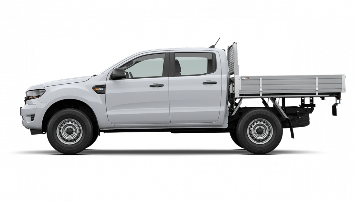 2020 MY20.75 Ford Ranger PX MkIII XL Double Cab Chassis Cab chassis Image 7