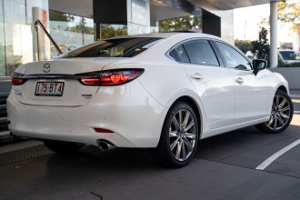2021 Mazda 6 GL Series Atenza Sedan Sedan Image 2