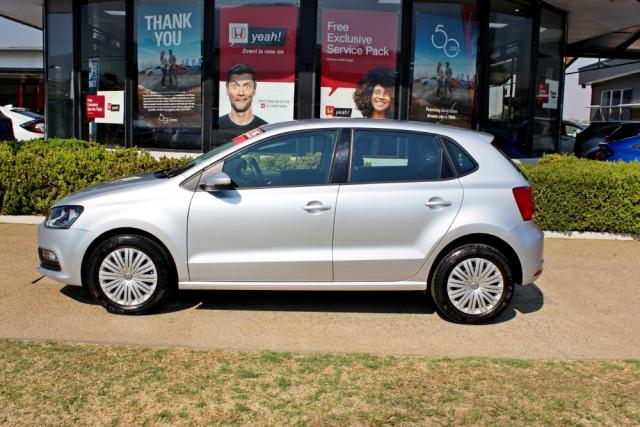 2017 MY16 Volkswagen Polo 6R  66TSI 66TSI - Trendline Hatchback Image 5