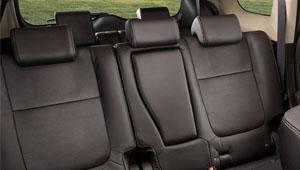 Outlander 7 Seat SUV Versatility