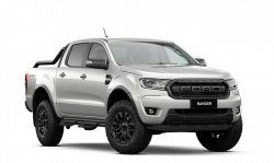 New Ford Ranger FX4 MAX