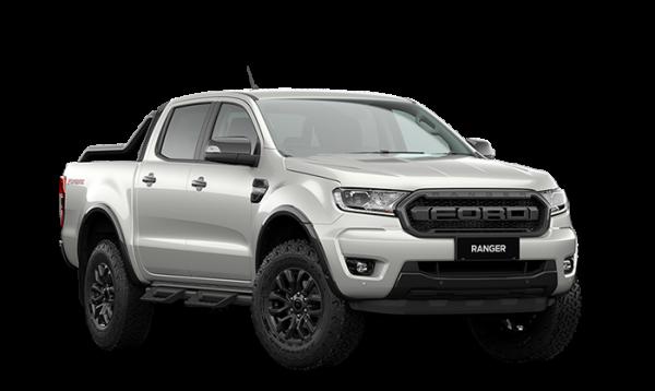 New Ford Ranger FX4 MAX