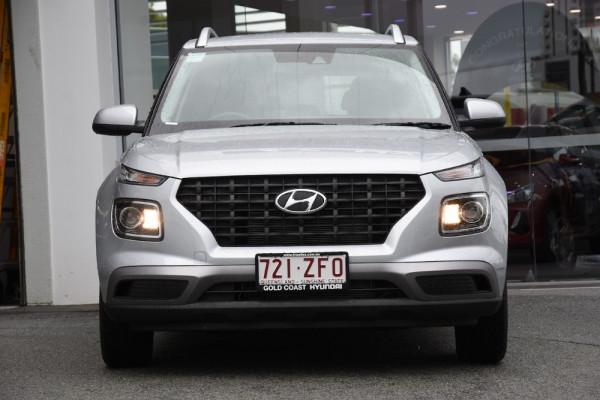 2019 MY20 Hyundai Venue QX Go Wagon Image 2